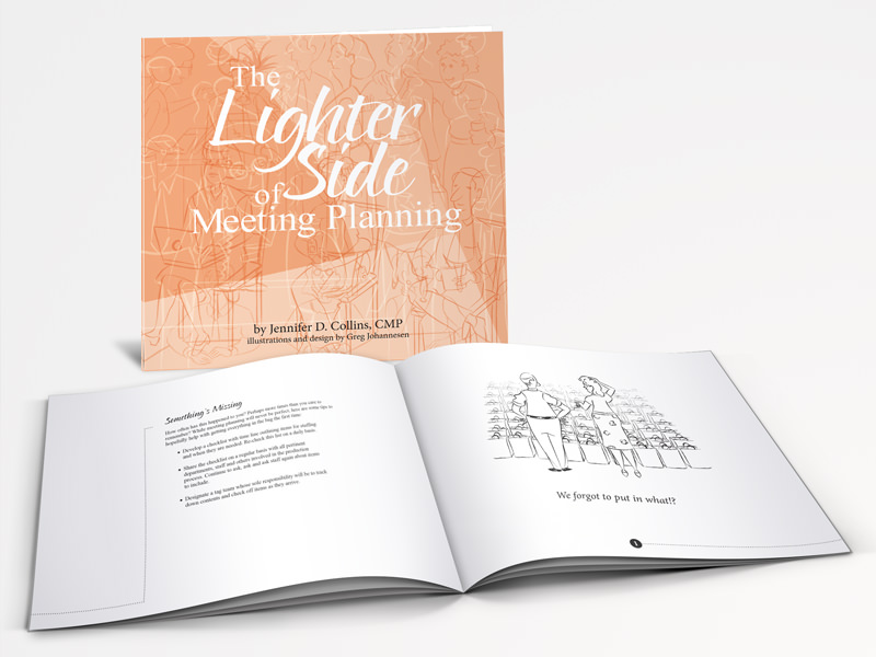 Lighter Side - book - designer | illustrator